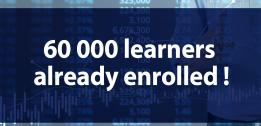 60,000 people enrolled in the Investment Management with Python Specialisation