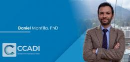 Professor Daniel Mantilla is appointed to the advisory board of CCADI