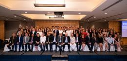 Global Business track students graduate from NTU