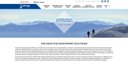 New EDHEC-Risk Institute website focused on Investment Solutions