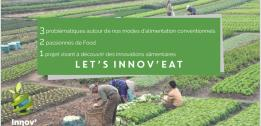 INNOV'EAT : Dénicher des solutions alimentaires alternatives pour une planète responsable