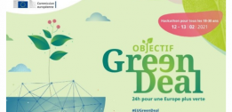 BSc in Business Management students engage with the European Green Deal