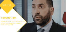 Gianfranco Gianfrate: EDHEC Sustainable Finance Thought Leader