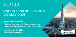 EDHEC PhD in Finance Forum 2021