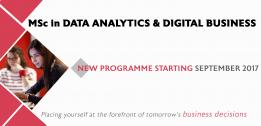 L'EDHEC lance un MSc in Data Analytics & Digital Business