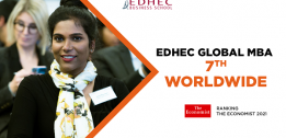 The Economist 'Which MBA?' 2021: EDHEC climbs to seventh place in the global rankings