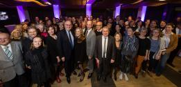 30 years of impact for EDHEC : A ceremony in honour of Olivier Oger