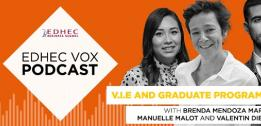 VIE international internships and graduate programmes: two schemes in demand with young graduates