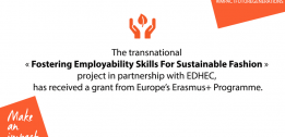 EDHEC takes part in a transnational sustainable fashion project, with European Commission support
