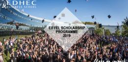 Eiffel Excellence Scholarship Programme 2019 - Apply before December 1st, 2018
