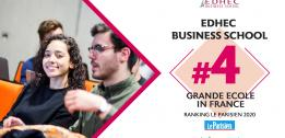 Le Parisien 2020 Business School Ranking