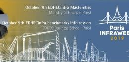 Innovative research: EDHEC strengthens its leadership in infrastructure at Paris Infraweek