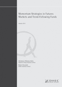 Trend-following trading strategies in commodity futures a re-examination