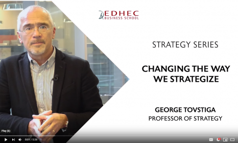 Strategy Series #5 Changing the way we strategize
