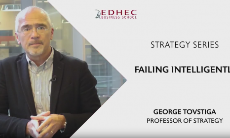 Strategy Series #4 Failing Intelligently