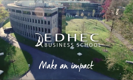 EDHEC BUSINESS school - make an impact